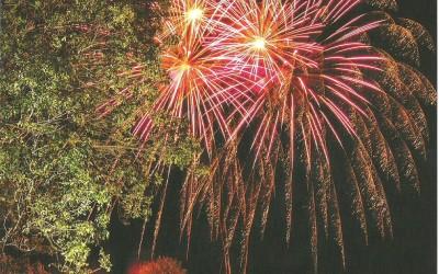 Haddington Fireworks 2015 – Saturday 7th Nov