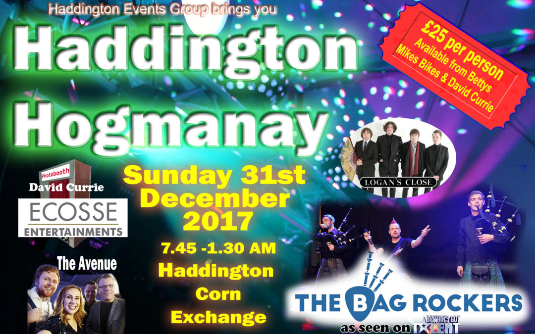 Haddington Hogmanay.